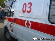 В Днепропетровске милиционер на огромной скорости протаранил