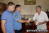 В Марьинском районе бороться с наркопреступностью помогают работники СМИ