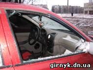 автомобильные кражи