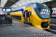 двухэтажные поездаSkoda