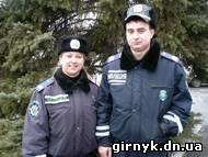 инспектор патрульной службы Марьинского райотдела милиции