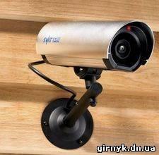 видеокамеры оберегают порядок