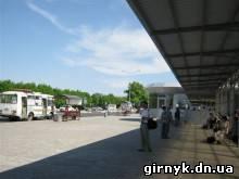автовокзал Западный
