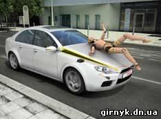 в Красноармейске неизвестный автомобиль сбил парня