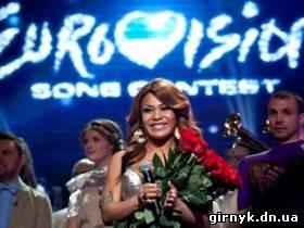 Гайтана на Евровидении-2012