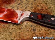 В Красногоровке жена, разозлившись на мужа, ударила его ножом в спину