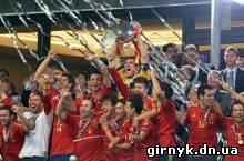 Испания – чемпион Европы-2012!